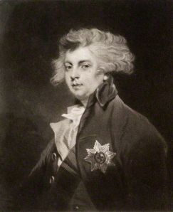 George IV in 1785